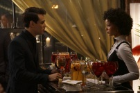 """SHADOWHUNTERS - """"Love Is a Devil"""" - Max's Rune Ceremony brings everyone's fears to the forefront in """"Love Is a Devil,"""" an all-new episode of """"Shadowhunters,"""" airing MONDAY, FEBRUARY 20 (8:00 - 9:00 p.m. EST), on Freeform. (Freeform/Ian Watson) ALBERTO ROSENDE, ALISHA WAINWRIGHT"""
