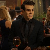 """SHADOWHUNTERS - """"Love Is a Devil"""" - Max's Rune Ceremony brings everyone's fears to the forefront in """"Love Is a Devil,"""" an all-new episode of """"Shadowhunters,"""" airing MONDAY, FEBRUARY 20 (8:00 - 9:00 p.m. EST), on Freeform. (Freeform/Ian Watson) ALBERTO ROSENDE"""
