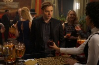 """SHADOWHUNTERS - """"Love Is a Devil"""" - Max's Rune Ceremony brings everyone's fears to the forefront in """"Love Is a Devil,"""" an all-new episode of """"Shadowhunters,"""" airing MONDAY, FEBRUARY 20 (8:00 - 9:00 p.m. EST), on Freeform. (Freeform/Ian Watson) DOMINIC SHERWOOD"""