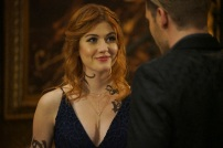"SHADOWHUNTERS - ""Love Is a Devil"" - Max's Rune Ceremony brings everyone's fears to the forefront in ""Love Is a Devil,"" an all-new episode of ""Shadowhunters,"" airing MONDAY, FEBRUARY 20 (8:00 - 9:00 p.m. EST), on Freeform. (Freeform/Ian Watson) KATHERINE MCNAMARA"
