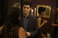 "SHADOWHUNTERS - ""Love Is a Devil"" - Max's Rune Ceremony brings everyone's fears to the forefront in ""Love Is a Devil,"" an all-new episode of ""Shadowhunters,"" airing MONDAY, FEBRUARY 20 (8:00 - 9:00 p.m. EST), on Freeform. (Freeform/Ian Watson) MATTHEW DADDARIO"
