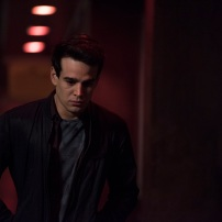 "SHADOWHUNTERS - ""A Problem with Memory"" - Simon goes down a dark path while Alec and team prepares to transport Valentine in ÒA Problem of Memory,Ó an all-new episode of ""Shadowhunters"" airing Monday, July 10th at 8:00 - 9:00 PM ET/PT. (Freeform/John Medland) ALBERTO ROSENDE"