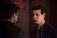 "SHADOWHUNTERS - ""A Problem with Memory"" - Simon goes down a dark path while Alec and team prepares to transport Valentine in ÒA Problem of Memory,Ó an all-new episode of ""Shadowhunters"" airing Monday, July 10th at 8:00 - 9:00 PM ET/PT. (Freeform/John Medland) DAVID CASTRO, ALBERTO ROSENDE"