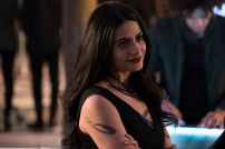 "SHADOWHUNTERS - ""A Problem with Memory"" - Simon goes down a dark path while Alec and team prepares to transport Valentine in ÒA Problem of Memory,Ó an all-new episode of ""Shadowhunters"" airing Monday, July 10th at 8:00 - 9:00 PM ET/PT. (Freeform/Ian Watson) EMERAUDE TOUBIA"