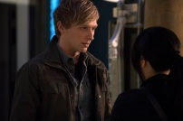 """SHADOWHUNTERS - """"A Problem with Memory"""" - Simon goes down a dark path while Alec and team prepares to transport Valentine in ÒA Problem of Memory,Ó an all-new episode of """"Shadowhunters"""" airing Monday, July 10th at 8:00 - 9:00 PM ET/PT. (Freeform/Ian Watson) WILL TUDOR, EILEEN LI"""