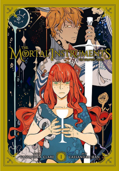 Image result for The Mortal Instruments: The Graphic Novel by Cassandra Clare and art by Cassandra Jean