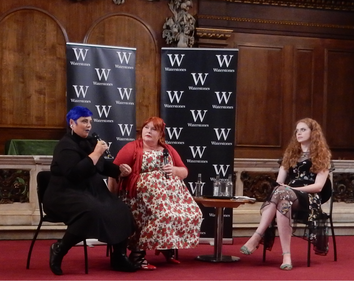 Recap of 'An Evening with Cassandra Clare and Holly Black' in London
