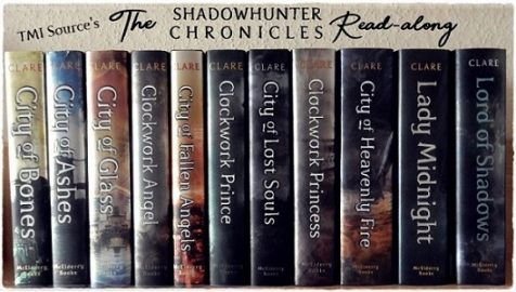 TMI Source's 'The Shadowhunter Chronicles' Read-along starts today! – TMI  Source