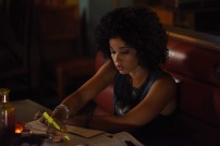 """SHADOWHUNTERS - """"On Infernal Ground"""" - In the season three premiere, secrets abound as the Shadowhunters and Downworlders try to get back to normal after ValentineÕs death. This episode of """"Shadowhunters"""" airs Tuesday, March 20 (8:00 - 9:00 P.M. ET/PT) on Freeform. (Freeform/John Medland) ALISHA WAINWRIGHT"""