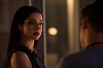 """SHADOWHUNTERS - """"On Infernal Ground"""" - In the season three premiere, secrets abound as the Shadowhunters and Downworlders try to get back to normal after ValentineÕs death. This episode of """"Shadowhunters"""" airs Tuesday, March 20 (8:00 - 9:00 P.M. ET/PT) on Freeform. (Freeform/John Medland) ANNA HOPKINS"""