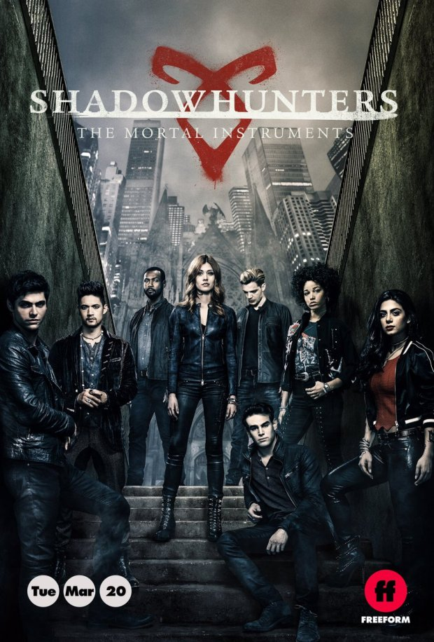 Shadowhunters: The Mortal Instruments Temporada 3 Ingles Subtitulado