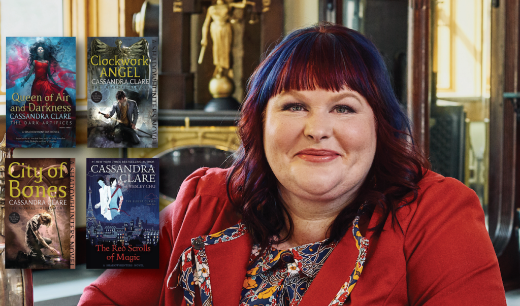 "Cassandra Clare shares ""All the book news!"" (snippet, art and more ..."