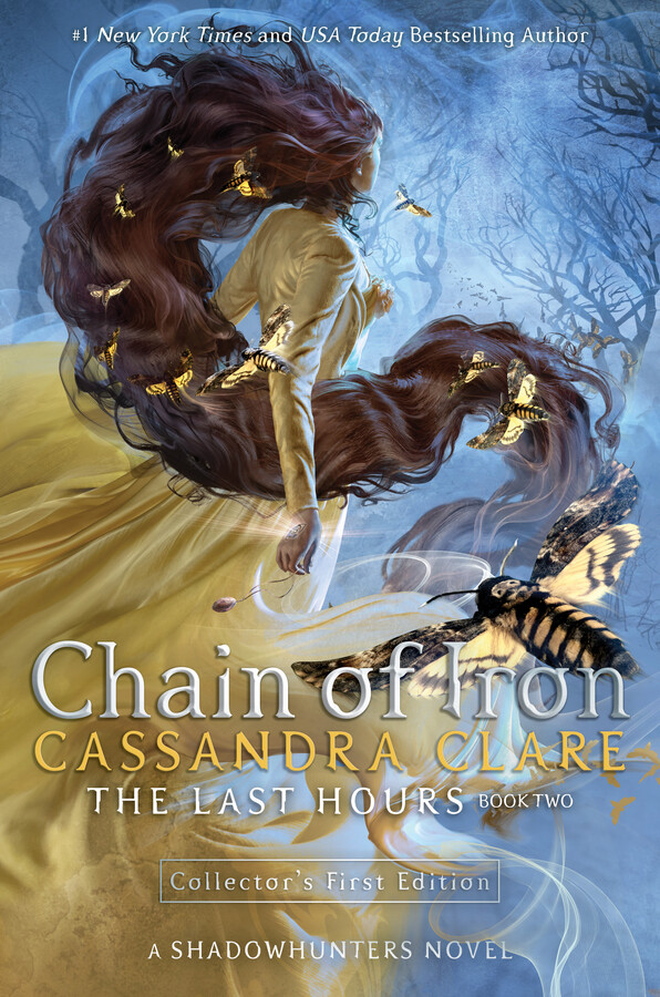 Cover Reveal: 'Chain of Iron' coming March 2, 2021! – TMI Source